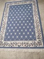 Szőnyeg ,  indiai, gyapjú 120x170 cm