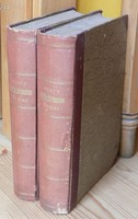 PESTY FRIGYES : A VILÁGTÖRTÉNELEM NAPJAI I-II. 1870 Pest