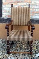Antik trónszék, karosszék,íróasztalszék,szék fotel.