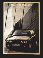 Bmw Gourmet Retro Original Bmw Brochures (in German)