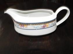 Royal Line Fine Porcelain szószos kiöntő