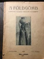 Földgömb / 1930 / I. évfolyam1.-3. szám RITKA