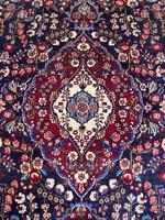 Kézi csomózású Ghom Perzsa Szőnyeg 110x185
