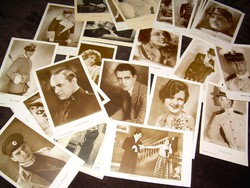 Sztárfotók a 30-as, negyvenes évekből egyben! Novarro, Nancy Carrol stb.