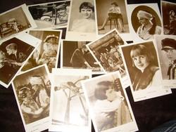 Sztárfotók a 30-as, negyvenes évekből egyben! Valentino, Kiepura, Novarro, stb.