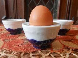 Zsolnay Pompadour tojástartó, Ritka