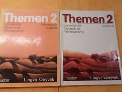 Német oktatókönyv/munkafüzet