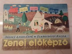 ZENEI ELŐKÉSZÍTŐ I. OLVASÓKÖNYV  AZ ÁLLAMI ZENEISKOLÁK HIVATALOS TANANYAGA, 1971