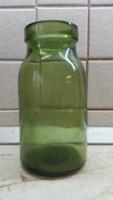 Retro zöld üveg  eladó!