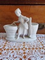 Biszkvit porcelán