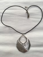 Ezüst nyaklánc-nyakék (Silpada)