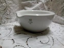 Gyógyszertári porcelán edény