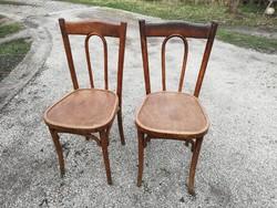Antik thonet stílusú szék megkímélt szobai állapotban