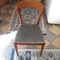 Bidermaier cseresznye székek 4 darb