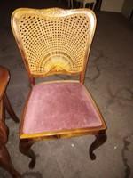 Chippendél barok szék 1darab  eladó.