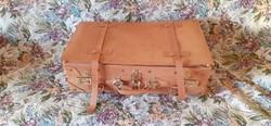 Luxus bőr bőrönd