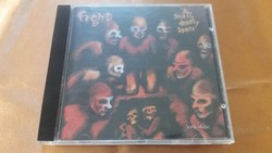 Fight: A small deadly space eredeti cd 1995