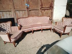 Warrings 3 darabos ülőgarnitura
