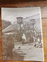 Székely Galambduc fotó, 1944.talan Arany? Település? 17,5*22,5,cm