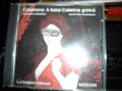 Casanova: A fiatal Caterina grófnő (ford. Szerb Antal