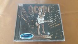 AC/DC: Stiff upper lip eredeti cd 2000
