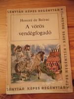 Balzac: A vörös vendégfogadó- Szántó Piroska rajzaival