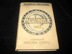 Mikszáth Almanach   szerk. Herczeg Ferenc   1912