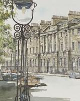 0Z670 Philip Marom : Charlotte square Edinburgh