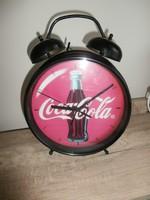 Retro Coca Cola reklám óra