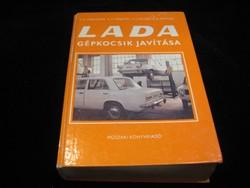 Lada gépek javítása  írta  V. A. Versipora