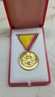 Kádár Honvédelmi Emlékérem 10 ÉV eladó