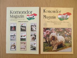 Komondor Magazin - A MEOE Hungária Komondor Club lapja