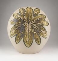0Z447 Jelzett BOD ÉVA kerámia váza 26 cm