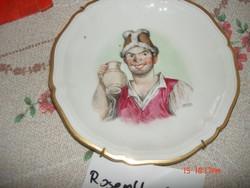 Rosenthal-disztányér/17cm/