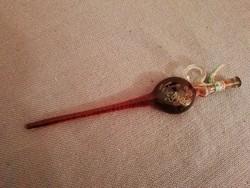 Visegrádi ajándék tárgy, nemesgulácsi vörösborral