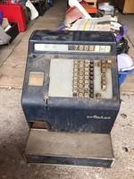 Régi ANKER Bielefeld AG Pénztárgép az 50-60as évekből gyűjtőknek vagy üzletbe dekorációnak