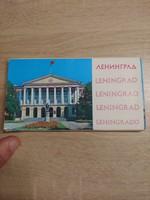 LENINGRÁDI képeslapok 22 db    Auróra stb.