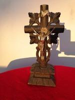 Asztali kereszt feszület Jézus