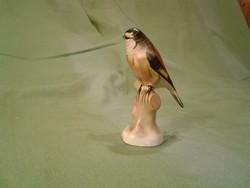 Aquincumi porcelán madárka