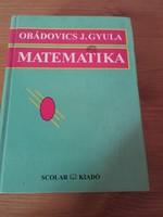 Obádovics J. Gyula Matematika 1994. Scolar Kiadó Budapest