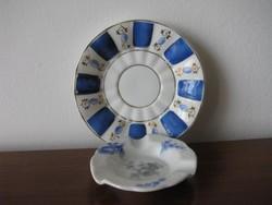 2 db régi porcelán