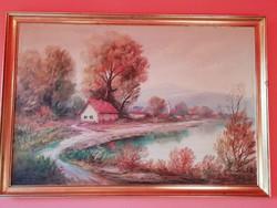 Böröczky Ferenc festmény