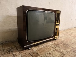 "60'-AS ÉVEK RETRO ""ORION ORILUX"" TELEVÍZIÓ TV #063"