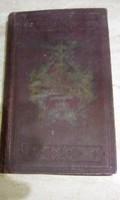 Ritkaság! 1903-as Közlekedési szaknaptár.