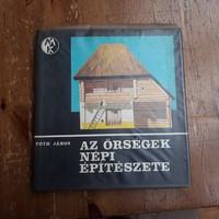 Az Őrségek népi építészete- Tóth János(1975)