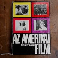 Az amerikai film- Magyar Bálint