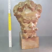 Munkácsy Mihály brüszt szobor (1095)