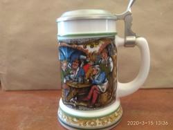 BMF ón fedeles porcelán korsó