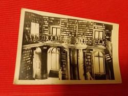Antik fotó képeslap Keszthely Helikon könyvtár a képek szerint