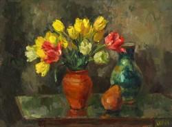 Iván Szilárd : Tulipánok